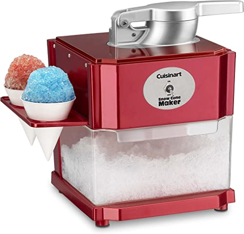 Cuisinart SCM-10 Snow Cone Maker - Best alternative of the Nostalgia version