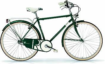 Bicicleta Hombre Elegante MBM Riviera 28 Pulgadas Bastidor y ...