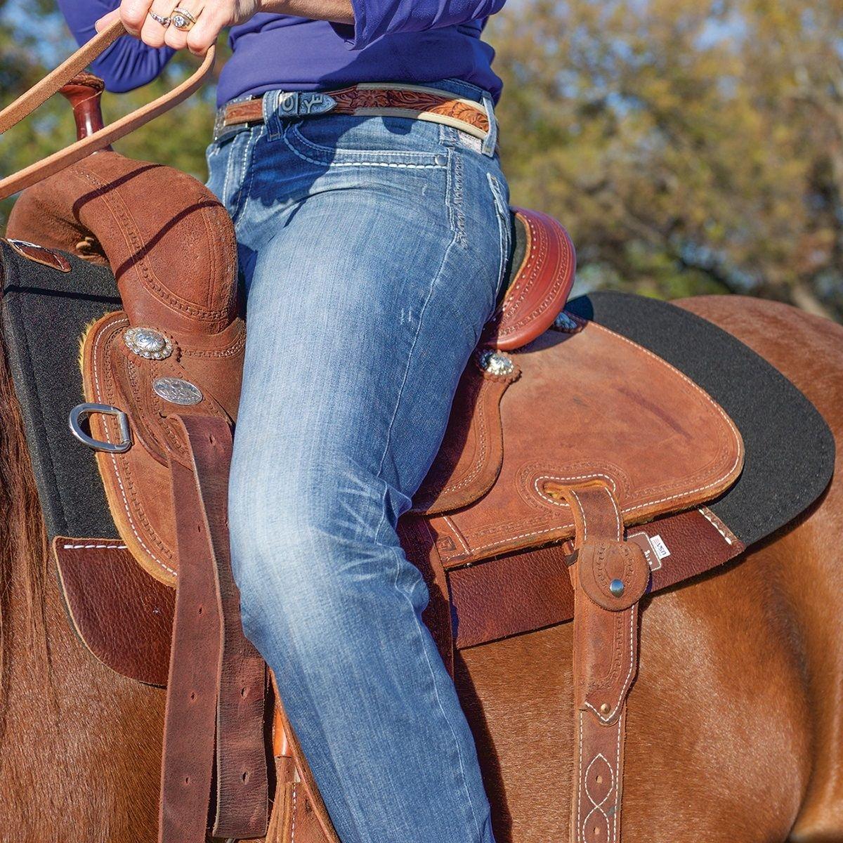 Classic Equine Zone ContourPedic Western Pad 31 X 32