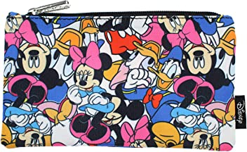 Disney Mickey Mouse And Friends Pencil Case Pouch Holder