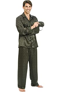 f4317d258b LilySilk Silk Pajamas Set for Men Summer 22 Momme Most Comfortable ...