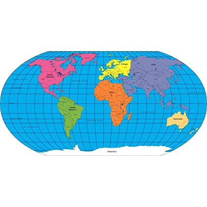 Buy practice map labeled world 30 sht 8 x 16 online at low prices in practice map labeled world 30 sht 8 x 16 gumiabroncs Choice Image
