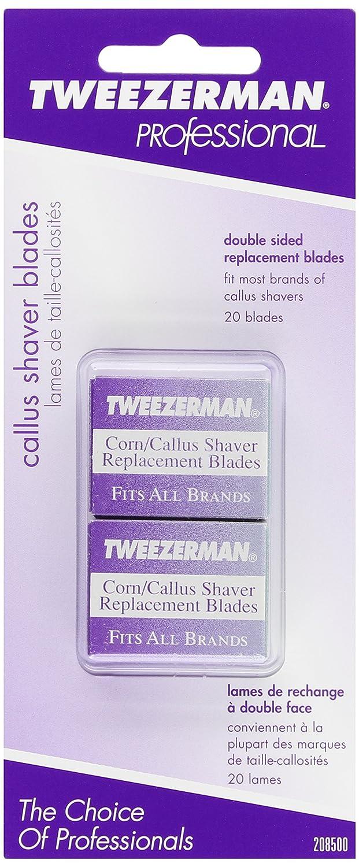Tweezerman Callus Blades 5000-P