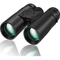 10x42 Binoculars for Adult - Compact Lightweight Binoculars for Bird Watching & Hunting, Waterproof & Fog-Proof…