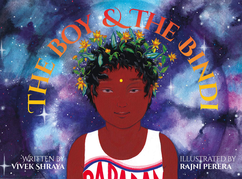 The Boy & the Bindi: Shraya, Vivek, Perera, Rajni: 9781551526683:  Amazon.com: Books