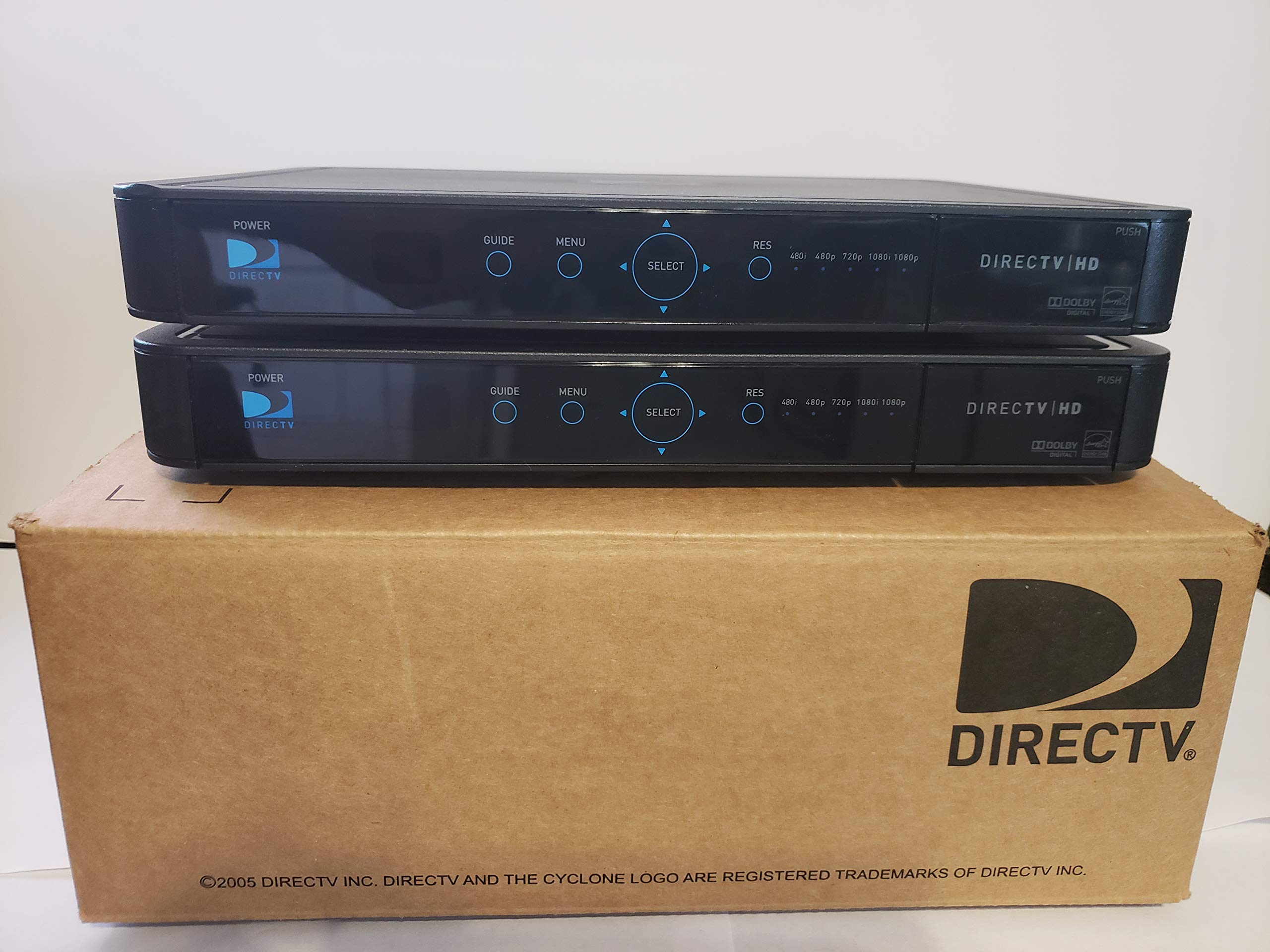 DIRECTV H24 HD Satellite Receiver (2 Pack)         by DIRECTV
