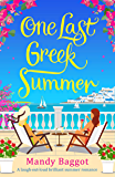 One Last Greek Summer (English Edition)