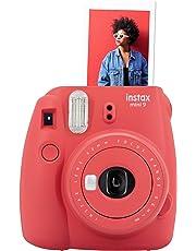 Fujifilm Instax Mini 9 Kamera, poppy Rot