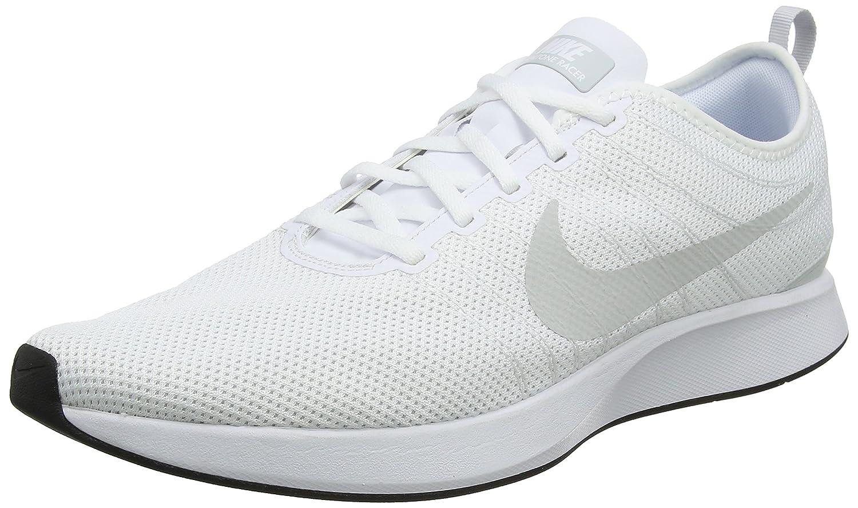 Nike Dualtone Racer, Scarpe da Corsa Uomo, Bianco (bianca Pure Platinum nero 102), Error