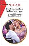 Confessions of an Italian Marriage (Harlequin Presents)
