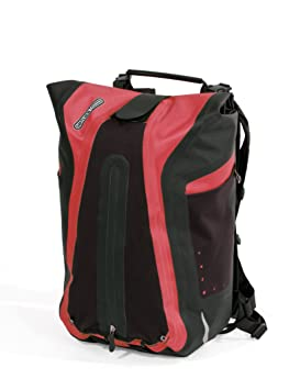 1afc27be29 Ortlieb Vario Ql3 Backpack Pannier Red Black  Amazon.ca  Sports ...