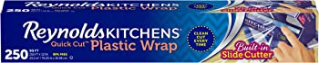 Reynolds Kitchens Quick Cut 250 Sq Ft Plastic Wrap