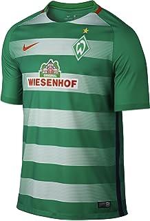 7467b2325 Nike Werder Bremen Men s Short-Sleeved Jersey (Lucid Green   Lucid Green    Team