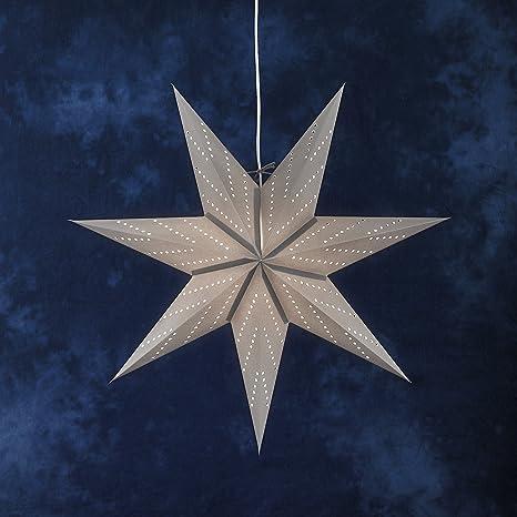 Estrella De Konstsmide esIluminación Konstsmide Estrella PapelAmazon LpqUVGzSM