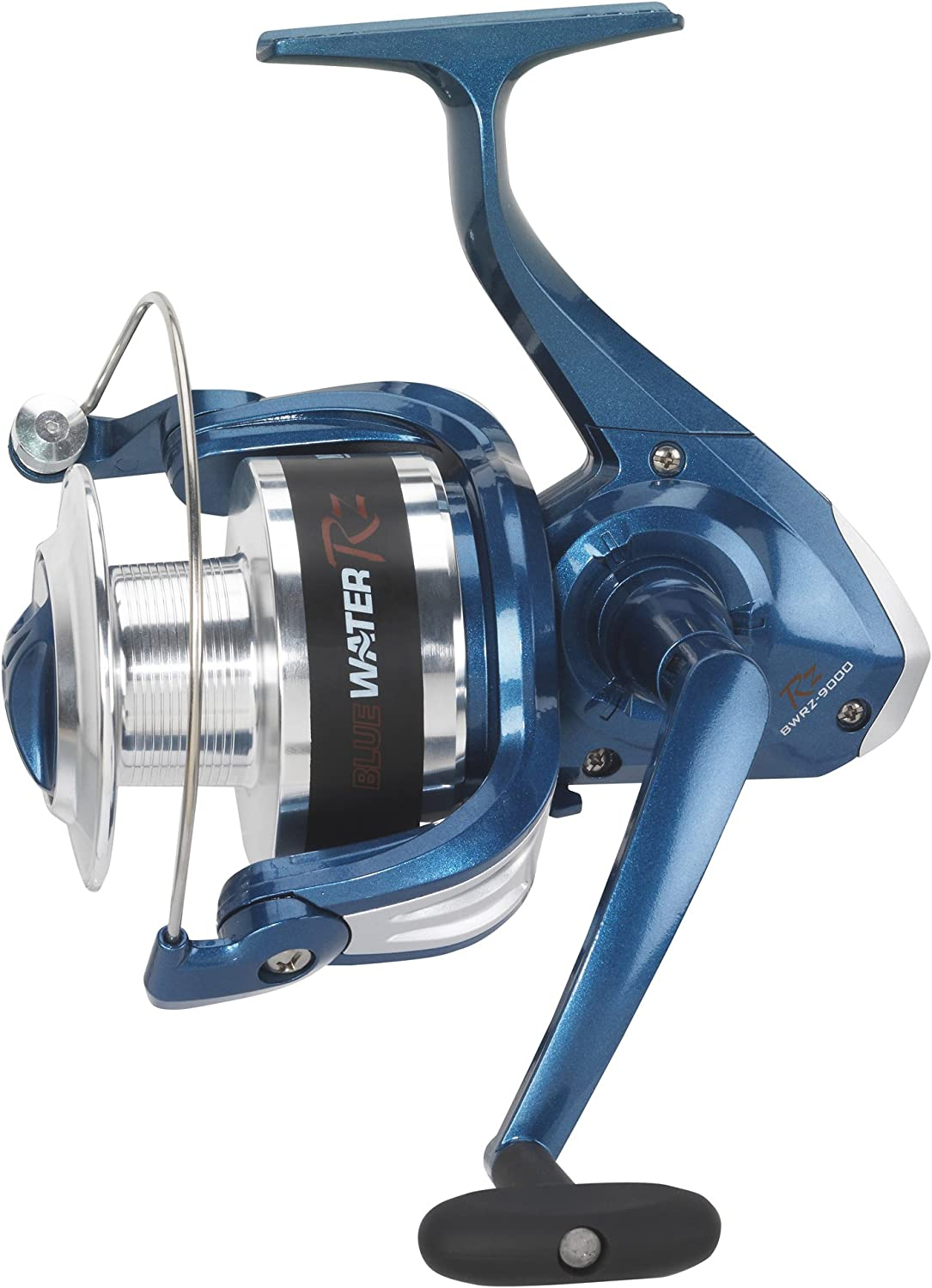 Mitchell Blue Water RZ - Carrete de Arrastre Frontal, Color Azul y ...