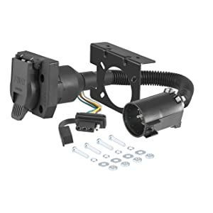 Curt Manufacturing 55774 Towing Wiring