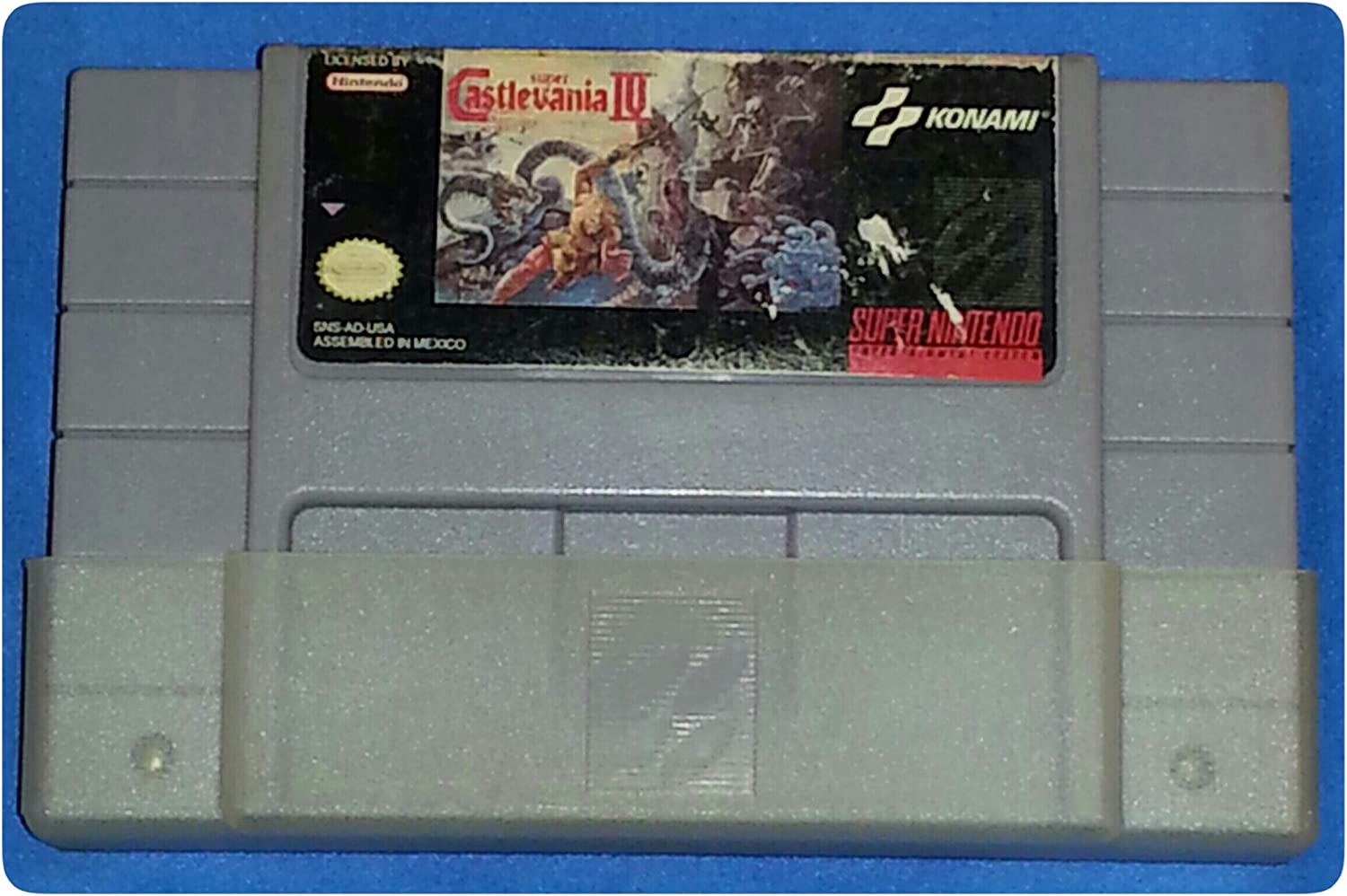 Amazon com: Super Castlevania IV: Video Games