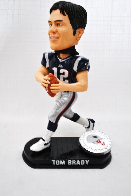 新しいEngland Patriots公式NFL # # 12トムブレイディRare 新しいEngland BlatinumベースアクションBobble Head Head B0083BYHWU, IBIZASTORE イビザストア:96f41c98 --- ero-shop-kupidon.ru