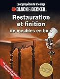 Restauration et Finition de Meubles en Bois