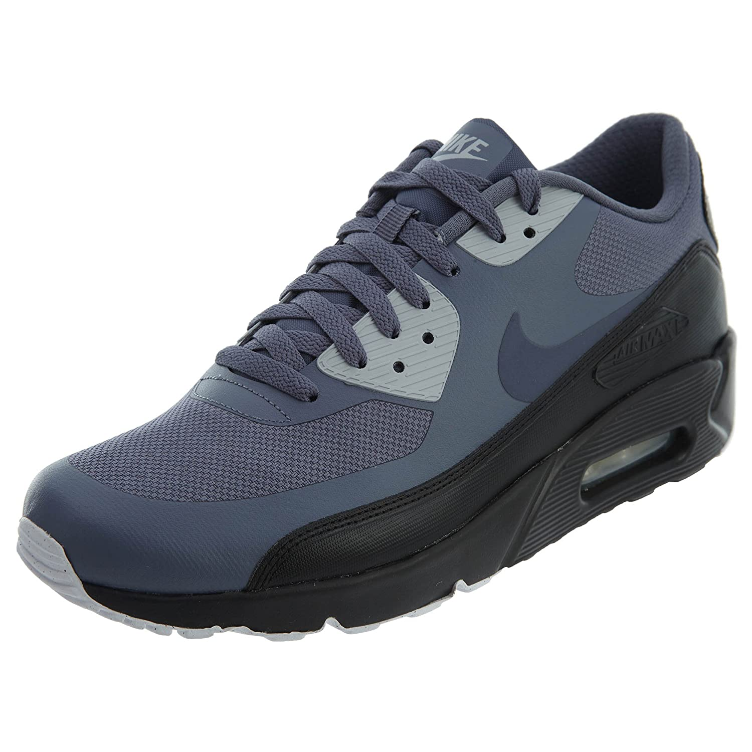 NIKE Men's Air Max Ultra 2.0 Essential Running Shoe B0762HB34Y 10 D(M) US|Light Carbon/Light Carbon