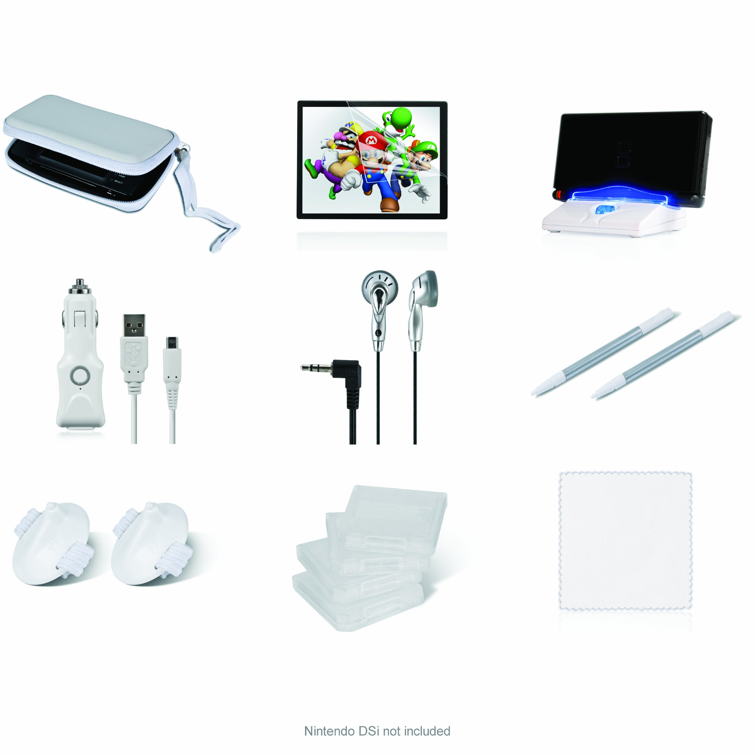 DSi 16 in 1 Travel Kit