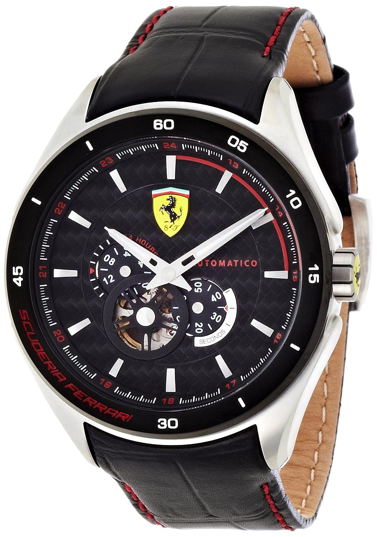 [スクーデリア フェラーリ ウォッチ]Scuderia Ferrari Watch GRAN PREMIO 0830099 メンズ 【正規輸入品】 B00EXF87DA