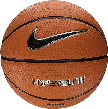 Abuelos visitantes Cesta Dirigir  Amazon.com : NIKE Hyper Elite Official Basketball (29.5) : Sports & Outdoors