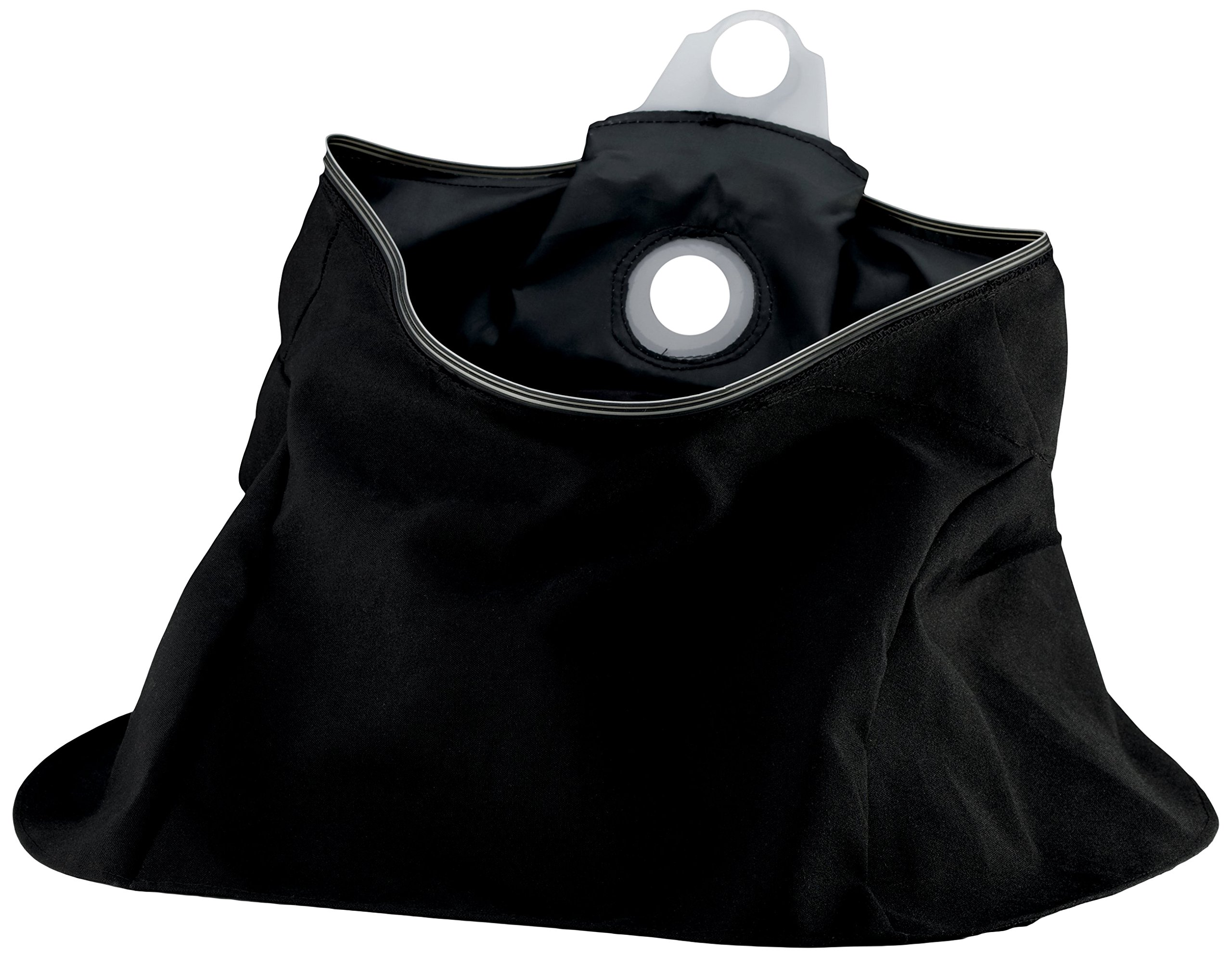3M Versaflo 17328 M-Series Flame Resistant Outer Shroud M-447, Black by 3M