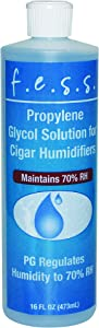 F.e.s.s. Humidifier Propylene Glycol PG Solution for Humidor 16 Oz (1)