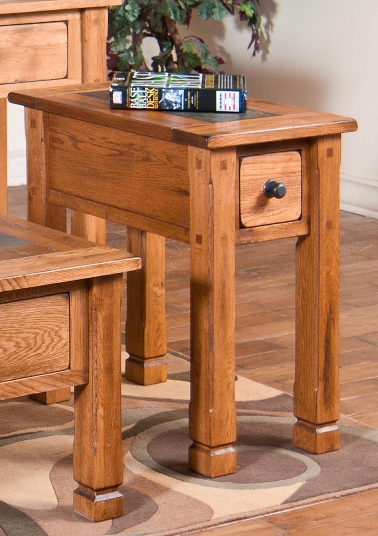 Amazon.com: SUNNY Designs Sedona – Pizarra silla mesa ...