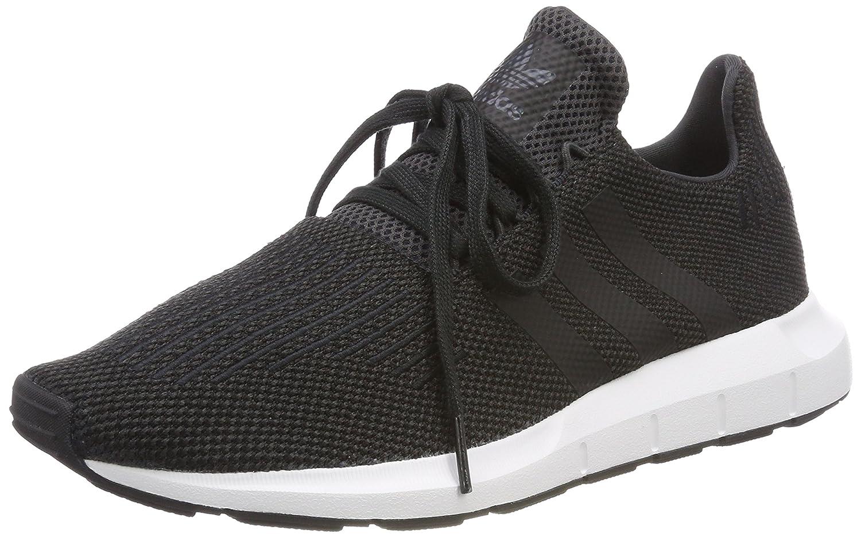 gris (Carbon Core noir Medium gris Heather 0) adidas Swift Run, Baskets Homme 42 2 3 EU