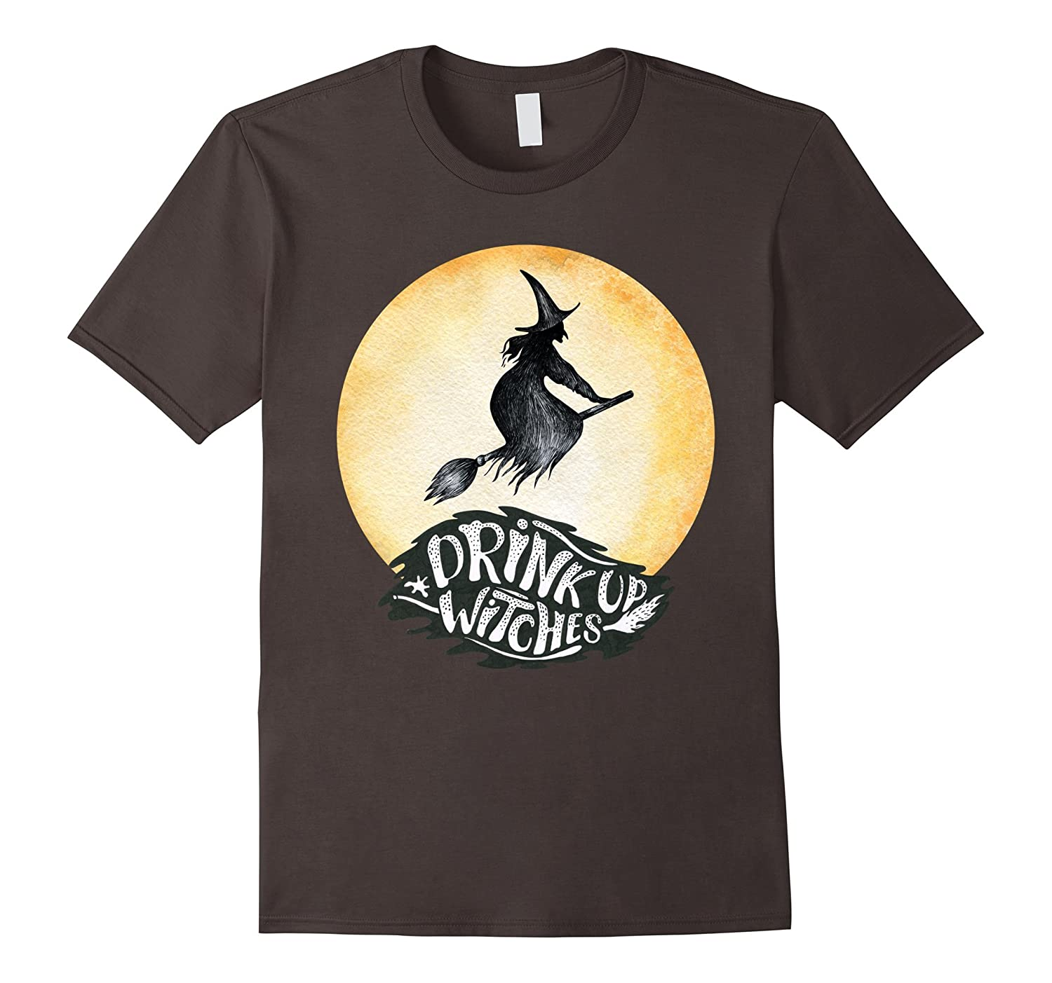Halloween Night Drink Up Witches Trick or Treat T-Shirt
