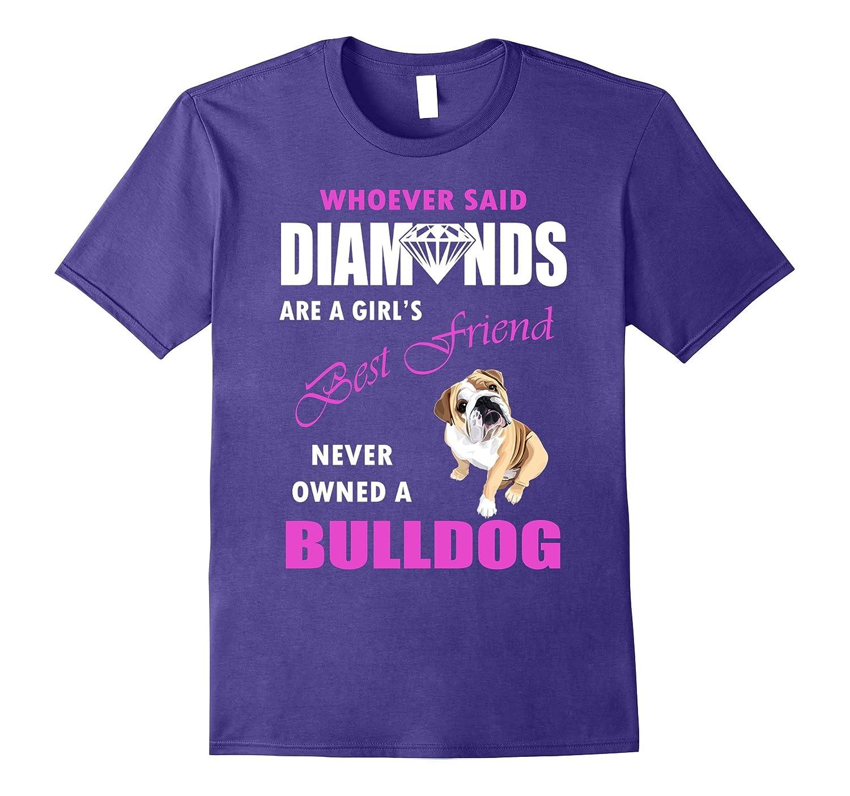 Bulldog Diamonds Tshirt-Art