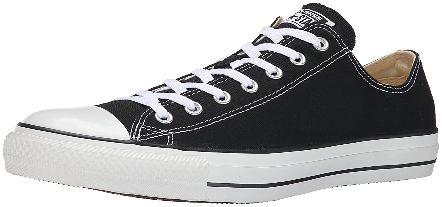 Converse Chuck Taylor All Star Seasonal Colors Ox B01IIV0AES 8 D(M)|Black/White/Volt