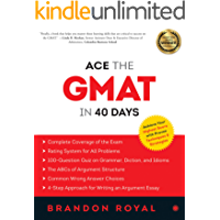 Ace the GMAT in 40 Days