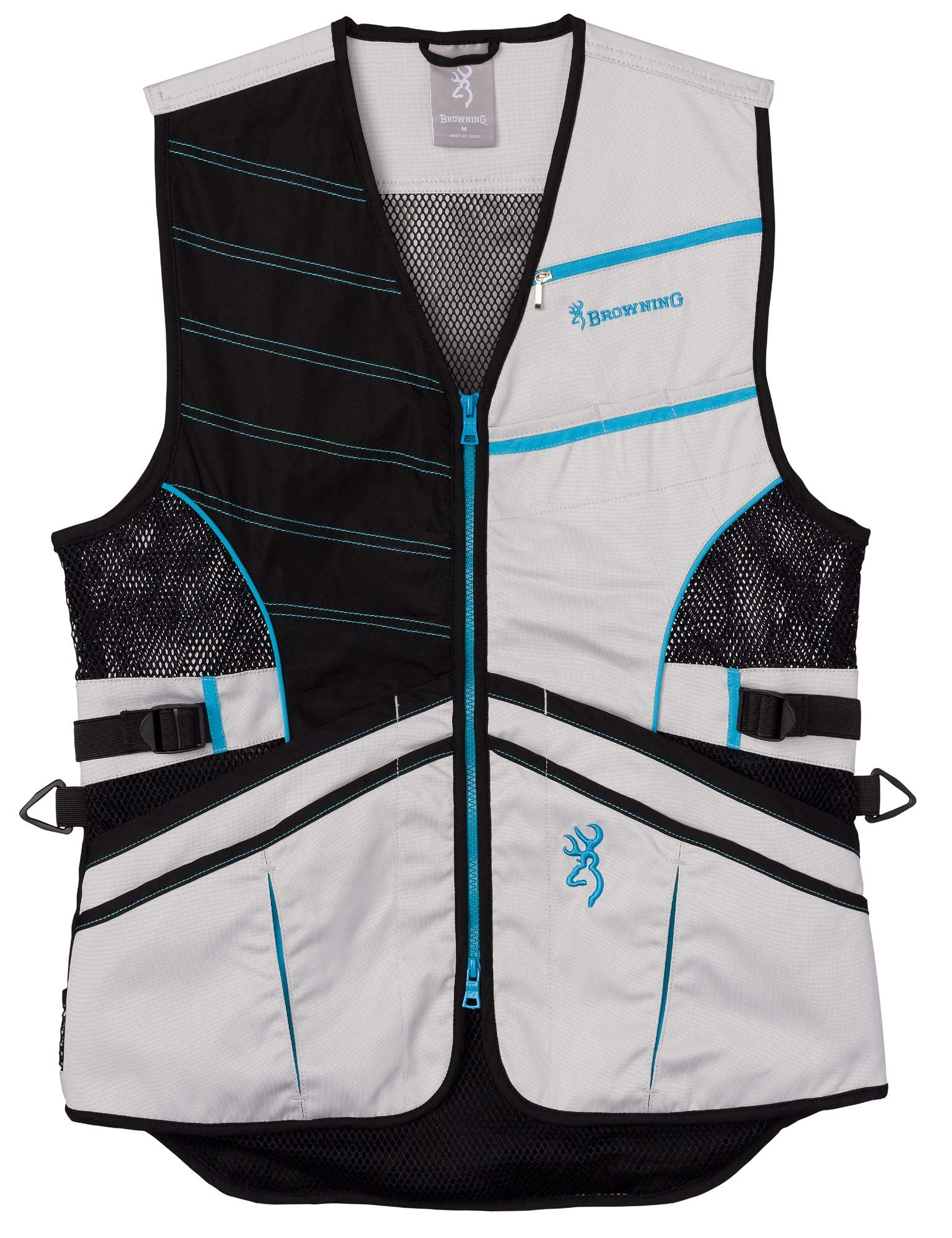 Browning Vest Ace Shooting Teal for Her,2XL by Browning