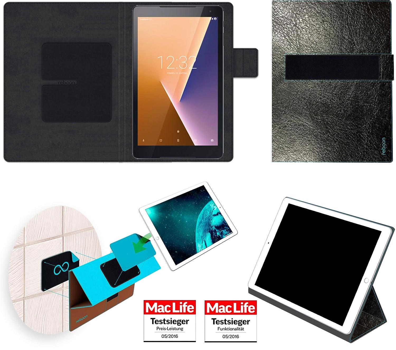 reboon Funda para Vodafone Smart N8 Tab | in Cuero Negro ...