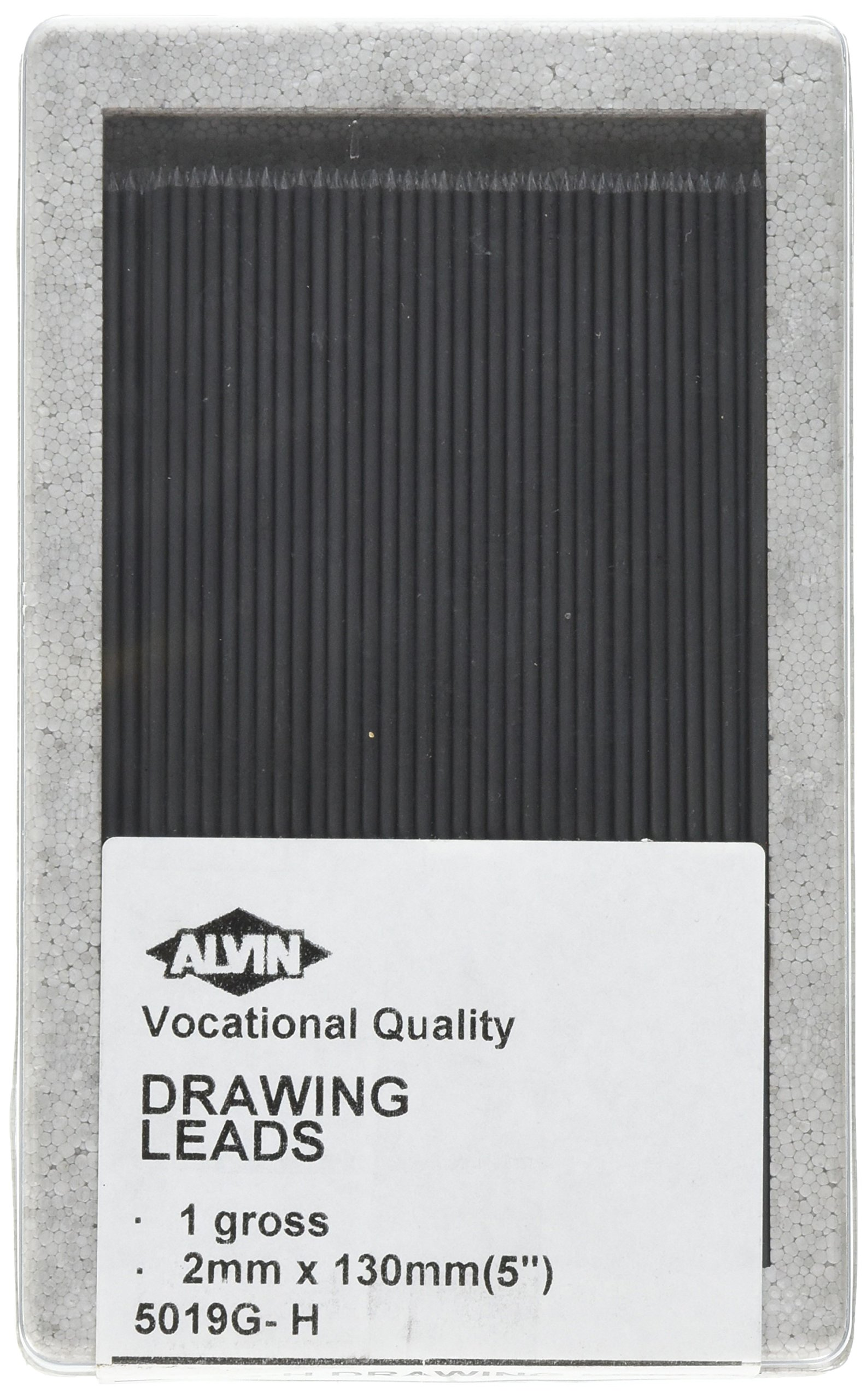 Alvin 5019G-H 2mm Drawing Lead Gross-Pack H