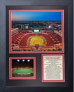 11 x 14-Inch Legends Never Die Virginia Tech Lane Stadium Framed Photo Collage