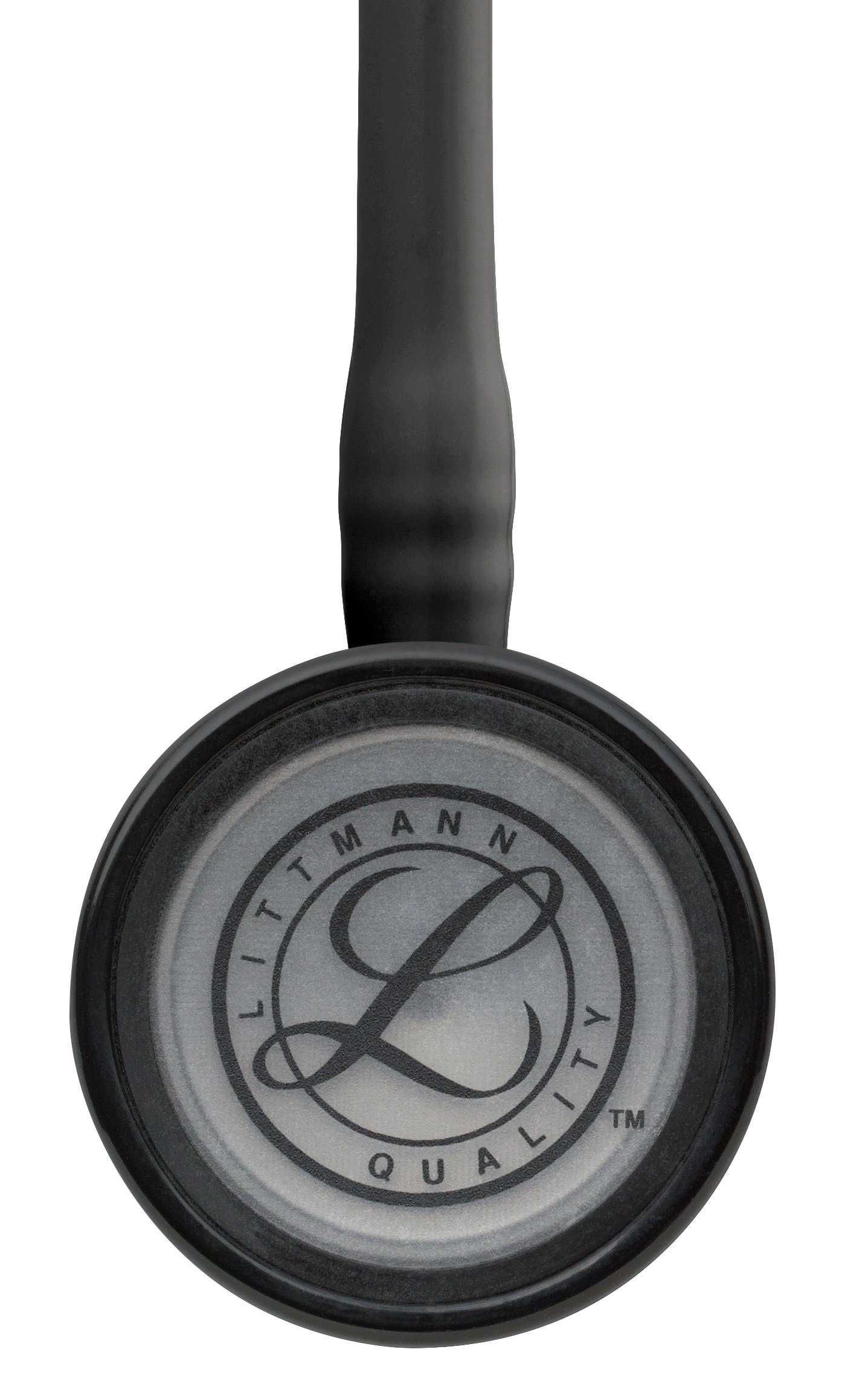 3M Littmann Cardiology III Stethoscope, Black Plated Chestpiece and Eartubes, Black Tube, 27 inch, 3131BE by 3M Littmann (Image #4)