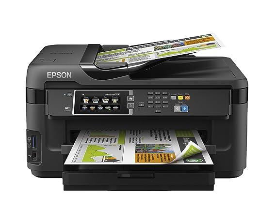 Epson Workforce WF-7610DWF Inyección de Tinta 32 ppm 4800 x 2400 ...