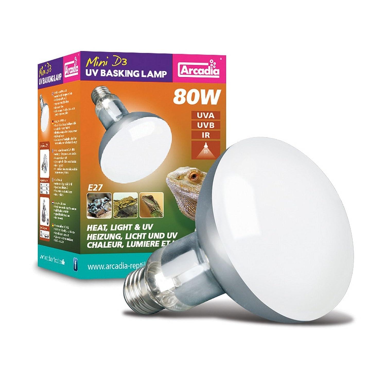 Arcadia d3 uv basking lamp 100w arcadia amazon pet supplies aloadofball Choice Image
