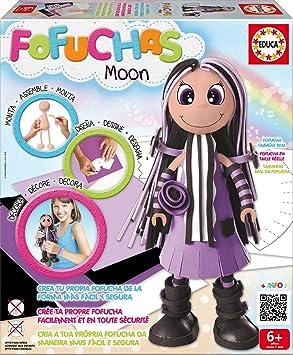 Educa Borrás Fofuchas - Moon Moderna, juego creativo 16116