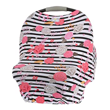 74d5de5647cfc Amazon.com   Itzy Ritzy 4-in-1 Nursing Cover