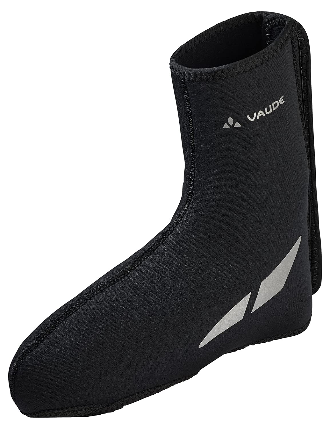VAUDE Shoecover Pallas III - Manguitos color black, talla 4446