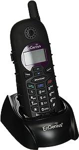 EnGenius Technologies DURAFON-SIP-HC 900 Mhz Radio Frequency, 1-Handset Landline Telephone