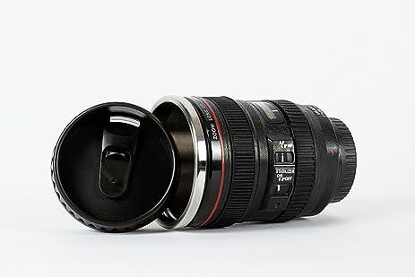 Camera Lens Mug - Looks Like Your Fav. Canon Lens!