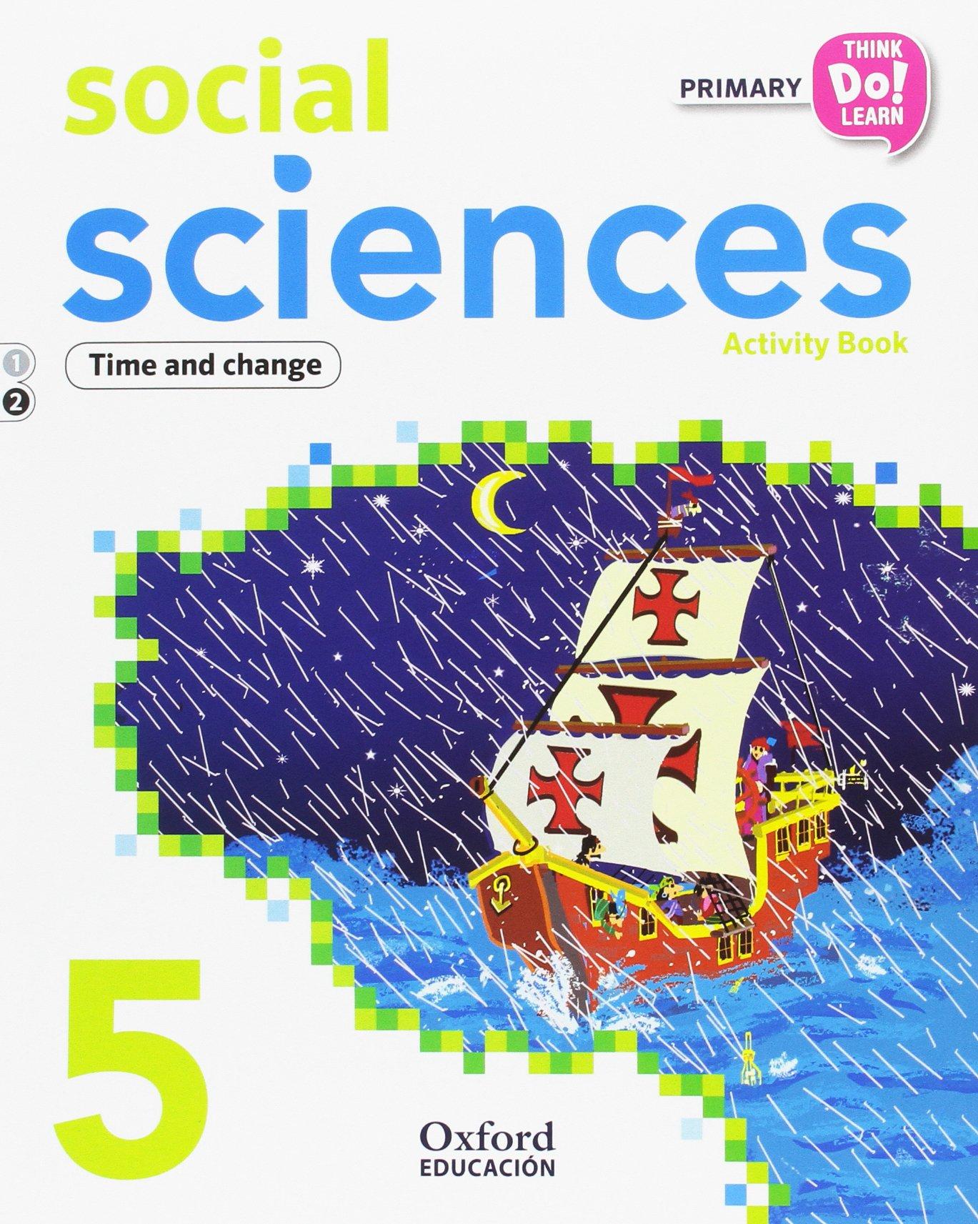Think Do Learn Social Sciences 5th Primary. Activity book pack: Amazon.es: Varios Autores: Libros en idiomas extranjeros