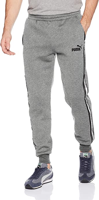 PUMA Mens Tape Pants: Amazon.es: Ropa y accesorios