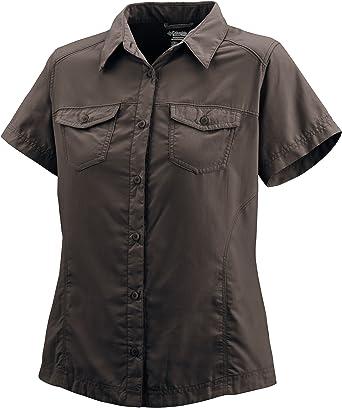 Columbia Psych To - Camisa de Senderismo para Mujer: Amazon.es: Ropa y accesorios
